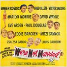 We're Not Married! - Movie Poster (xs thumbnail)