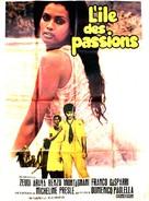 La preda - French Movie Poster (xs thumbnail)