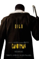 Candyman - Argentinian Movie Poster (xs thumbnail)
