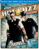 Hot Fuzz - Blu-Ray cover (xs thumbnail)