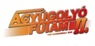Cannonball Run 2 - Hungarian Logo (xs thumbnail)