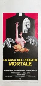 House of Mortal Sin - Italian Movie Poster (xs thumbnail)