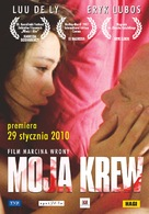 Moja krew - Polish Movie Poster (xs thumbnail)