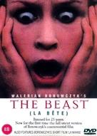 La bête - British DVD cover (xs thumbnail)