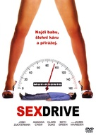 Sex Drive - Czech DVD cover (xs thumbnail)