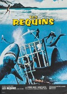Sharks' Treasure - French Movie Poster (xs thumbnail)
