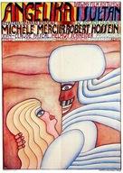 Angélique et le sultan - Polish Movie Poster (xs thumbnail)