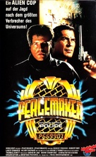 Peacemaker - German VHS cover (xs thumbnail)