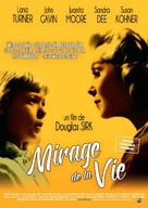 Imitation of Life - French Re-release poster (xs thumbnail)