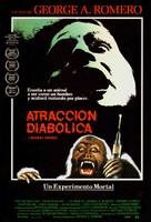 Monkey Shines - Spanish Movie Poster (xs thumbnail)