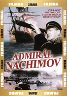 Admiral Nakhimov - Czech DVD movie cover (xs thumbnail)