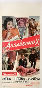 Rx for Murder - Italian Movie Poster (xs thumbnail)