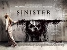 Sinister - British Movie Poster (xs thumbnail)