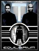 Equilibrium - DVD cover (xs thumbnail)