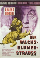 Murder at the Gallop - German Movie Poster (xs thumbnail)