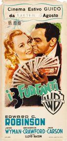 Larceny, Inc. - Italian Movie Poster (xs thumbnail)