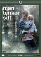 Man tänker sitt - Norwegian DVD cover (xs thumbnail)