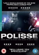 Polisse - British DVD cover (xs thumbnail)