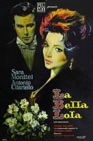 La bella Lola - Argentinian Movie Poster (xs thumbnail)