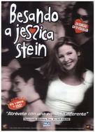 Kissing Jessica Stein - Spanish Movie Poster (xs thumbnail)