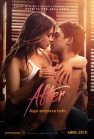 After - Argentinian Movie Poster (xs thumbnail)
