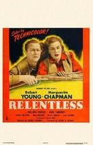 Relentless - Movie Poster (xs thumbnail)