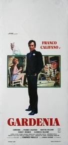 Gardenia, il giustiziere della mala - Italian Movie Poster (xs thumbnail)
