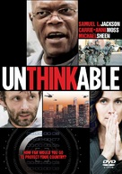 Unthinkable - DVD movie cover (xs thumbnail)