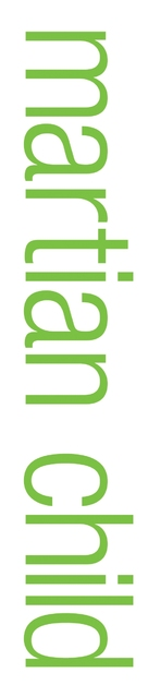 Martian Child - Logo (xs thumbnail)