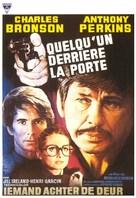 Quelqu'un derrière la porte - Belgian Movie Poster (xs thumbnail)