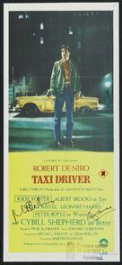 Taxi Driver - Theatrical poster (xs thumbnail)