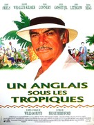 A Good Man in Africa - French Movie Poster (xs thumbnail)