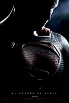 Man of Steel - Mexican Movie Poster (xs thumbnail)