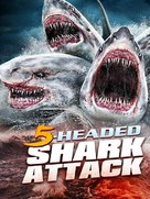 5-Headed Shark Attack - Video on demand movie cover (xs thumbnail)