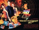 The World Is Not Enough - British Movie Poster (xs thumbnail)