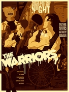 The Warriors - Homage movie poster (xs thumbnail)