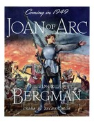Joan of Arc - Teaser movie poster (xs thumbnail)