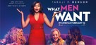 What Men Want - New Zealand Movie Poster (xs thumbnail)