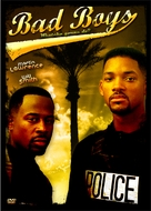 Bad Boys - DVD cover (xs thumbnail)