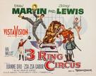 3 Ring Circus - Movie Poster (xs thumbnail)