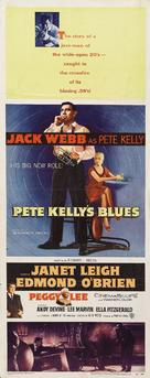 Pete Kelly's Blues - Movie Poster (xs thumbnail)