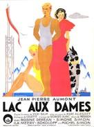 Lac aux dames - French Movie Poster (xs thumbnail)