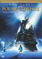 The Polar Express - Hungarian DVD movie cover (xs thumbnail)