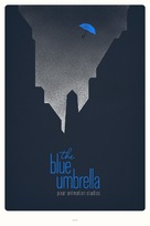 The Blue Umbrella - Movie Poster (xs thumbnail)