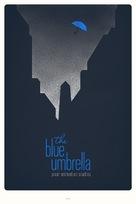 The Blue Umbrella - Movie Poster (xs thumbnail)