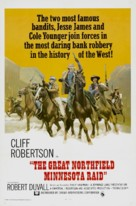 The Great Northfield Minnesota Raid - Movie Poster (xs thumbnail)
