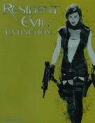 Resident Evil: Extinction - German Blu-Ray movie cover (xs thumbnail)