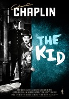 The Kid - Swedish Movie Poster (xs thumbnail)