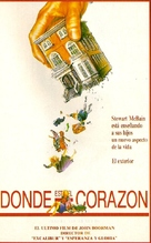 Where the Heart Is - Spanish poster (xs thumbnail)