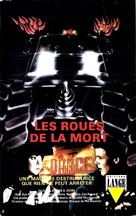 Rolling Vengeance - French VHS movie cover (xs thumbnail)